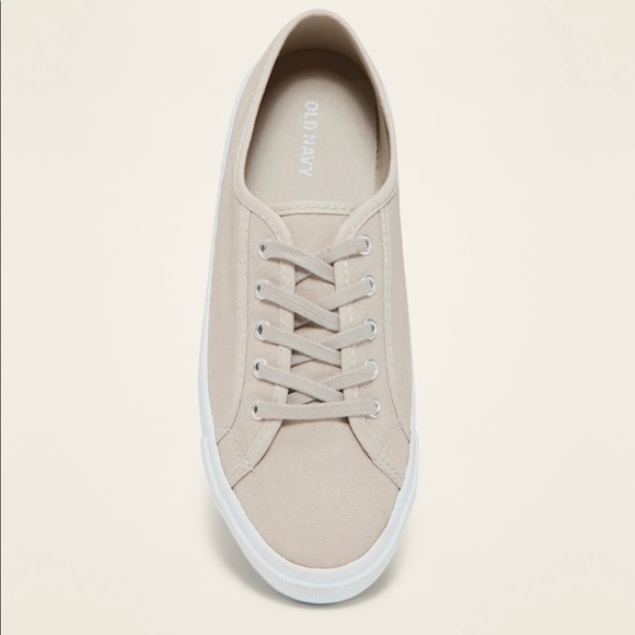 Old Navy Shoes Old Navy Canvas Sneakers Poshmark